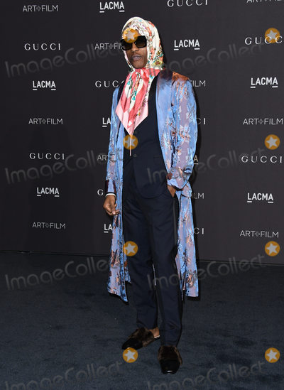 ASAP Rocky Photo - 03 November 2018 - Los Angeles California - ASAP Rocky 2018 LACMA Art  Film Gala held at LACMA Photo Credit Birdie ThompsonAdMedia