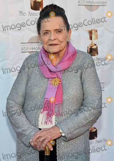 Alice Davis Photo - 01 February 2014 - Los Angeles California - Alice Davis 41st Annual Annie Awards held at UCLAs Royce Hall Photo Credit Christine ChewAdMedia