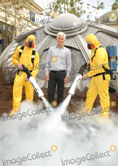 Chris Carter Photo - 22 January 2016 - Los Angeles California - Chris Carter X-Files Out-Of-This-World Experience held at The Grove Photo Credit Byron PurvisAdMedia