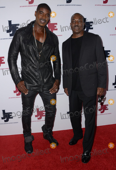 Clifton Powell Photo - 18 March 2016 - Los Angeles California - Terrell Carter Clifton Powell Arrivals for JeCaryous Johnsons Married But Single Los Angeles Opening held at Orpheum Theater Photo Credit Birdie ThompsonAdMedia