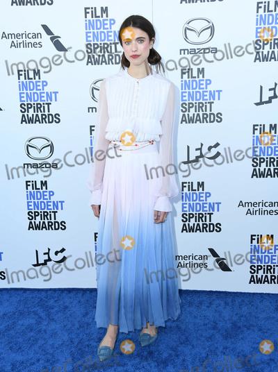 Margaret Mad Photo - 08 February 2020 - Santa Monica - Margaret Qualley 2020 Film Independent Spirit Awards - Arrivals held at Santa Monica Pier Photo Credit Birdie ThompsonAdMedia