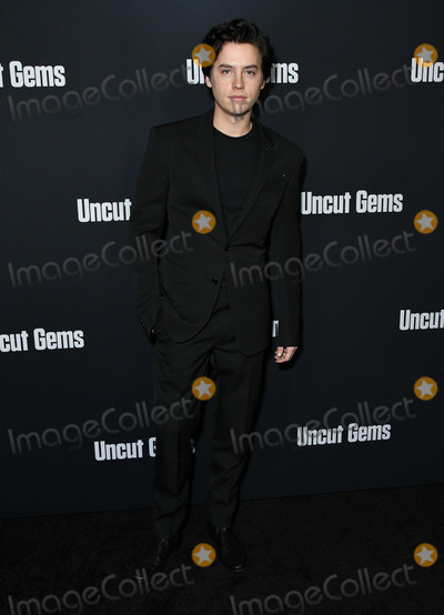 Cole Sprouse Photo - 11 December 2019 - Hollywood California - Cole Sprouse A24s Uncut Gems Los Angeles Premiere held at The Dome at Arclight Hollywood Photo Credit Birdie ThompsonAdMedia