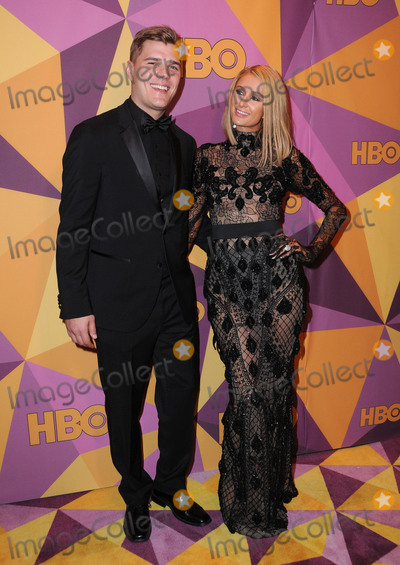 Paris Hilton Photo - 07 January 2018 - Beverly Hills California - Chris Zylka Paris Hilton 2018 HBO Golden Globes After Party held at The Beverly Hilton Hotel in Beverly Hills Photo Credit Birdie ThompsonAdMedia