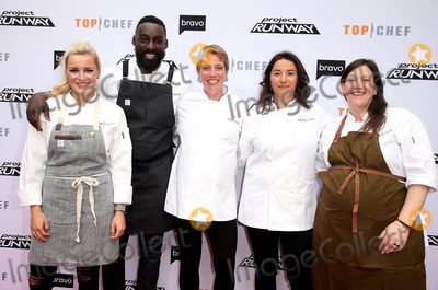 Adrienne Wright Photo - 16 April 2019 - Los Angeles California - Kelsey Barnard Clark Eric Adjepong Adrienne Wright Michelle Minori Sara Bradley Bravo Top Chef and Project Runway Event held at Vibiana Photo Credit Faye SadouAdMedia