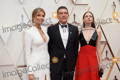 Stella Banderas Photo - 09 February 2020 - Hollywood California - Nicole Kimpel Antonio Banderas Stella Banderas 92nd Annual Academy Awards presented by the Academy of Motion Picture Arts and Sciences held at Hollywood  Highland Center Photo Credit AMPASAdMedia