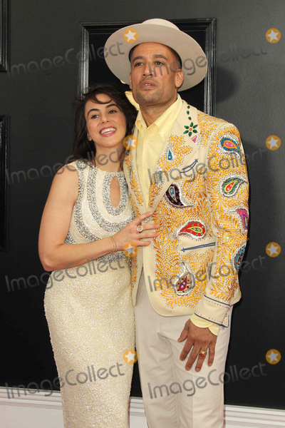 Ben Harper Photo - 10 February 2019 - Los Angeles California - Jaclyn Matfus Ben Harper 61st Annual GRAMMY Awards held at Staples Center Photo Credit AdMedia