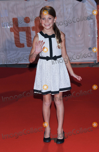Abigail Pniowsky Photo - 12 September 2016 - Toronto Ontario Canada - Abigail Pniowsky Arrival Premiere during the 2016 Toronto International Film Festival held at Roy Thomson Hall Photo Credit Brent PerniacAdMedia