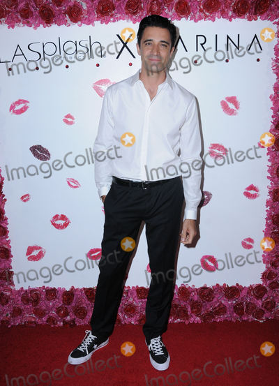 Gilles Marini Photo - 21 August  2017 - Beverly Hills California - Gilles Marini Karina Smirnoff  LA Splash Cosmetics Launches Karina Collection held at Sofitel Los Angeles at Beverly Hills Photo Credit Birdie ThompsonAdMedia