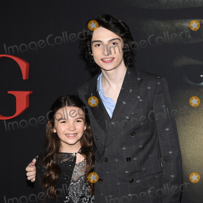 TCL Chinese Theatre Photo - 21 January 2020 - California - Brooklynn Prince Finn Wolfhard Premiere Of Universal Pictures The Turning held at the TCL Chinese Theatre Photo Credit Billy BennightAdMedia