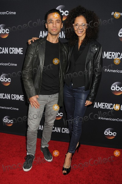 Kamar de los Reyes Photo - 28 February 2015 - Los Angeles California - Kamar de los Reyes Sherri Saum American Crime Series Premiere held at the Ace Hotel Photo Credit Byron PurvisAdMedia