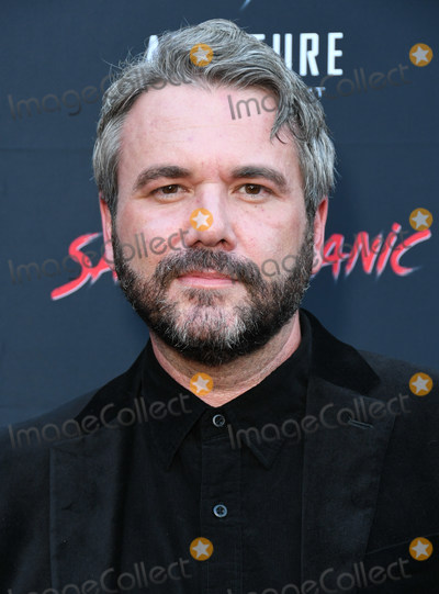 AJ Bowen Photo - 23 August 2019 - Hollywood California - AJ Bowen Satanic Panic Los Angeles Premiere held at The Egyptian Theatre Photo Credit Birdie ThompsonAdMedia