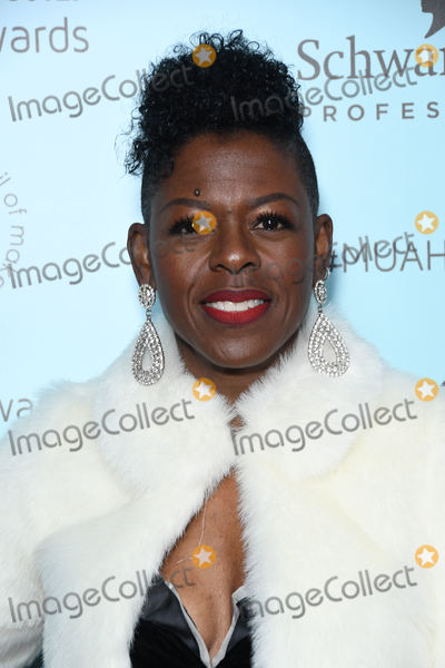 Angie Wells Photo - 16 February 2019 - Los Angeles California - Angie Wells The 6th Annual Make-Up Artists and Hair Stylists Guild Awards held at The Novo at LA Live Photo Credit Birdie ThompsonAdMedia