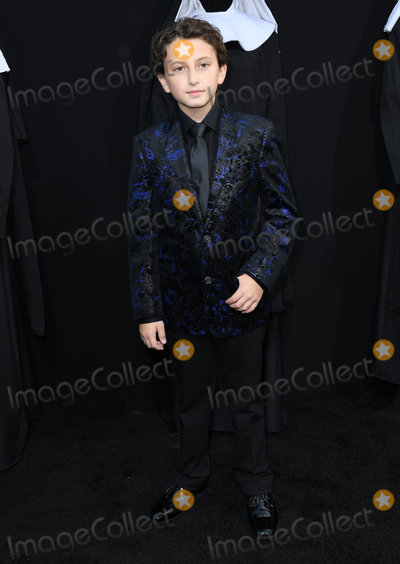 August Maturo Photo - 04 September 2018 - Hollywood California - August Maturo   The Nun Los Angeles Premiere held at TCL Chinese Theatre Photo Credit Birdie ThompsonAdMedia