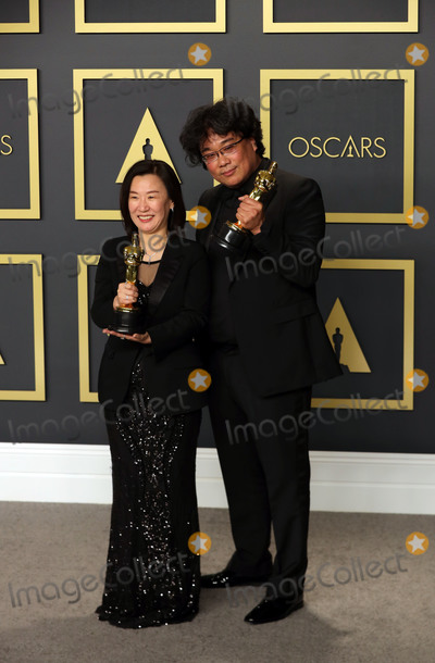 Sinful Photo - 09 February 2020 - Hollywood California -     Kwak Sin-ae Bong Joon-ho attend the 92nd Annual Academy Awards presented by the Academy of Motion Picture Arts and Sciences held at Hollywood  Highland Center Photo Credit Theresa ShirriffAdMedia