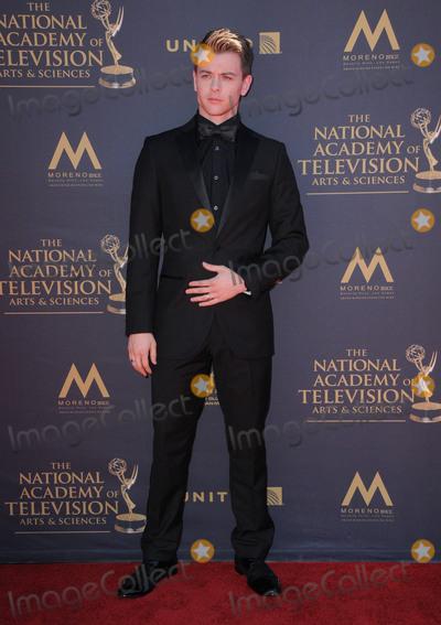 Chad Duell Photo - 30 April 2017 - Pasadena California - Chad Duell 44th Annual Daytime Emmy Awards held at Pasadena Civic Centerin Pasadena Photo Credit Birdie ThompsonAdMedia
