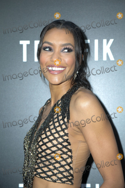 Annie  Ilonzeh Photo - 19 April 2018 - Hollywood California - Annie Ilonzeh Premiere Of Codeblack Films Traffik held at ArcLight Hollywood Photo Credit PMAAdMedia