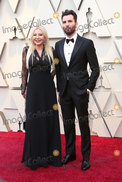 Andrea Iervolino Photo - 24 February 2019 - Hollywood California - Monika Bacardi Andrea Iervolino 91st Annual Academy Awards presented by the Academy of Motion Picture Arts and Sciences held at Hollywood  Highland Center Photo Credit AdMedia