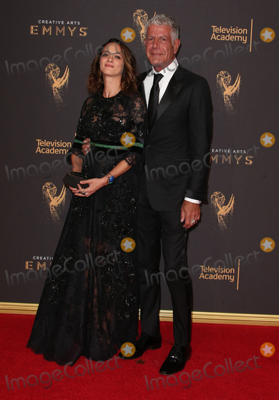 Asia Argento Photo - 09 September 2017 - Los Angeles California - Anthony Bourdain Asia Argento 2017 Creative Arts Emmy Awards - Day 1 held at Microsoft Theater Photo Credit F SadouAdMedia