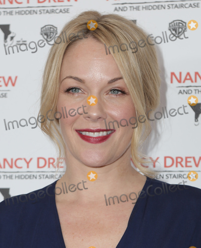 Andrea Anders Photo - 10 March 2019 - Los Angeles California - Andrea Anders World Premiere of Nancy Drew and the Hidden Staircase held at AMC Century City 15 Photo Credit PMAAdMedia
