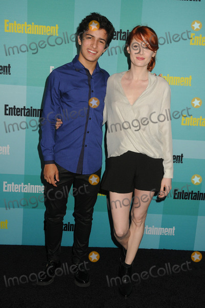 Aramis Photo - 11 July 2015 - San Diego California - Aramis Knight Emily Beecham Entertainment Weekly 2015 Comic-Con Celebration held at Float at the Hard Rock Hotel Photo Credit Byron PurvisAdMedia