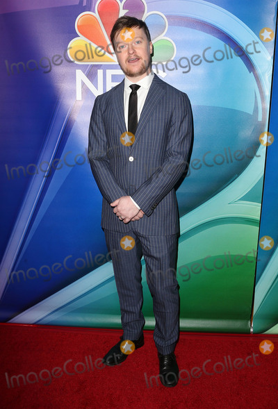 Steven Boyer Photo - 18 January 2017 - Pasadena California - Steven Boyer 2017 NBCUniversal Winter Press Tour held at the Langham Huntington Hotel Photo Credit F SadouAdMedia