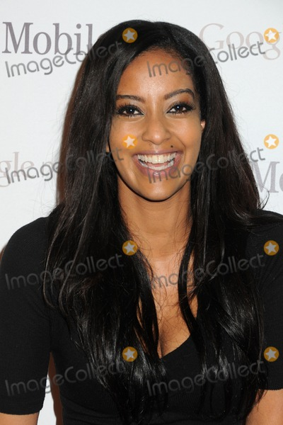 Azie Tesfai Photo - 16 November 2011 - Hollywood California - Azie Tesfai T-Mobile Launch Party For Google Music held at Mr Brainwash Studio Photo Credit Byron PurvisAdMedia