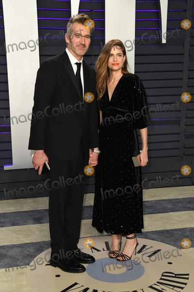 Amanda Peet Photo - 24 February 2019 - Los Angeles California - Amanda Peet David Benioff 2019 Vanity Fair Oscar Party following the 91st Academy Awards held at the Wallis Annenberg Center for the Performing Arts Photo Credit Birdie ThompsonAdMedia
