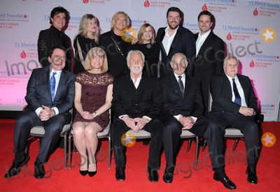 Aubrey Harwell Photo - 29 February 2016 - Nashville Tennessee - Jackie Wilson TJ Martell Foundations Laura Heatherly Gibsons Dave Berryman Big Machine Label Groups Scott Borchetta Joe Walsh of The Eagles Nashville Mayor Megan Barry CMTs Leslie Fram Chris Young and Charles Esten (front row l-r) honorees Brian Phillips Dr Jennifer Pietenpol Kenny Rogers Aubrey Harwell and Frederick W Smith TJ Martell Foundation 8th Annual Nashville Honors Gala held at the Omni Hotel Photo Credit Laura FarrAdMedia