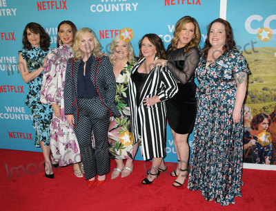 Paula Pell Photo - Tina Fey Maya Rudolph Amy Poehler Paula PellRachel DratchAna Gasteyer andEmily Spivey at the World Premiere of WINE COUNTRY at the Paris Theater in New York New York  USA 08 May 2019