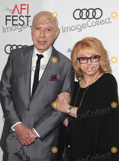 Ann-Margret Photo - 10 November 2018-  Hollywood California - Alan Arkin Ann-Margret AFI FEST 2018 Presented By Audi - Gala Screening Of The Kominsky Method held at TCL Chinese Theatre Photo Credit Faye SadouAdMedia