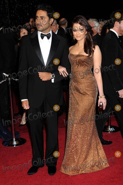 Aishwarya Rai Photo - 27 February 2011 - Hollywood California - Aishwarya Rai and guest 83rd Annual Academy Awards - Arrivals held at the Kodak Theatre Photo Byron PurvisAdMedia