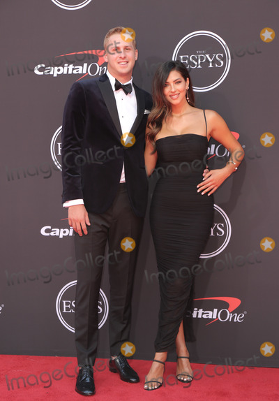 Christen Harper Photo - 10 July 2019 - Los Angeles California -  The 2019 ESPY Awards held at Microsoft Theater Photo Credit PMAAdMedia