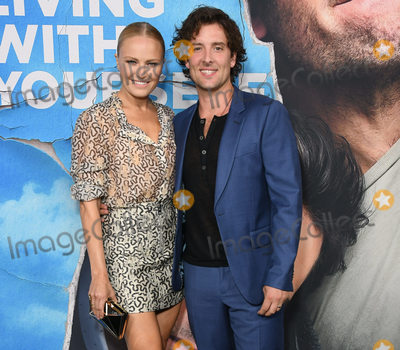Malin Akerman Photo - 16 October 2019 - Hollywood California - Malin Akerman Jack Donnelly Netflixs Living With Yourself Season 1 Los Angeles Premiere held at the Arclight Hollywood Photo Credit Birdie ThompsonAdMedia