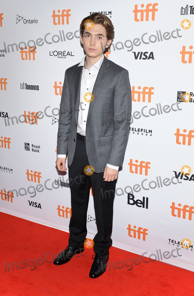 Austin Abrams Photo - 09 September 2017 - Toronto Ontario Canada - Austin Abrams 2017 Toronto International Film Festival - Brads Status Premiere held at Winter Garden Theatre Photo Credit Brent PerniacAdMedia