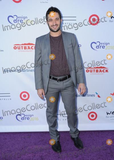 Aaron Wolf Photo - 16 July 2016 - Pacific Palisades California Aaron Wolf Arrivals for HollyRod Foundations 18th Annual DesignCare Gala held at Private Residence in Pacific Palisades Photo Credit Birdie ThompsonAdMedia
