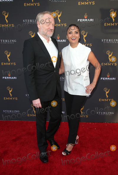 Allegra Riggio Photo - 25 August 2019 - North Hollywood California - Jared Harris Allegra Riggio Television Academys Performers Peer Group Celebration held at Saban Media Center Photo Credit FSadouAdMedia
