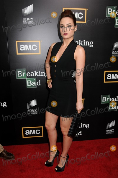 Allison Scagliotti Photo - 14 July 2012 - San Diego California - Allison Scagliotti AMCs Breaking Bad Season 5 Premiere at Comic-Con 2012 held at Reading Cinemas Photo Credit Byron PurvisAdMedia