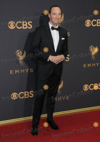 Tony Hale Photo - 17 September  2017 - Los Angeles California - Tony Hale 69th Annual Primetime Emmy Awards - Arrivals held at Microsoft Theater in Los Angeles Photo Credit Birdie ThompsonAdMedia