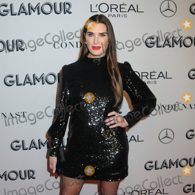 Brooke Shields Photo - 11 November 2019 - New York New York - Brooke Shields at the GLAMOUR 2019 Women of the Year at Alice Tully Hall in Lincoln Center Photo Credit LJ FotosAdMedia