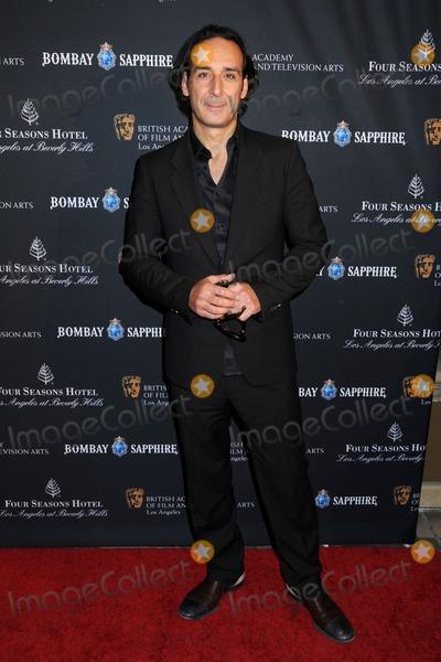 Alexandre Desplat Photo - 15 January 2011 - Beverly Hills California - Alexandre Desplat 17th Annual BAFTA Los Angeles Awards Season Tea Party held at the Four Seasons Hotel Photo Byron PurvisAdMedia