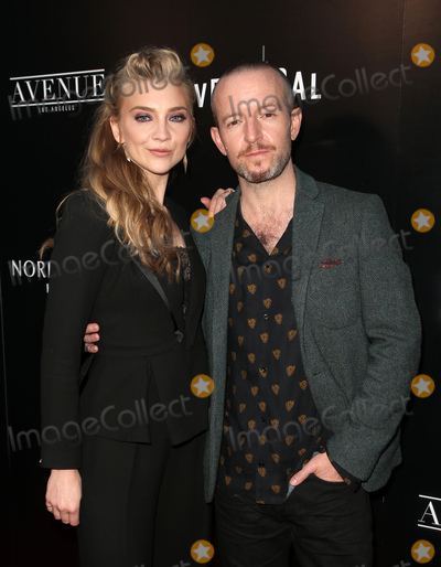 Anthony Byrne Photo - 23 May 2018-  Hollywood California - Natalie Dormer Anthony Byrne Premiere Of Vertical Entertainments In Darkness held at ArcLight Hollywood Photo Credit Faye SadouAdMedia