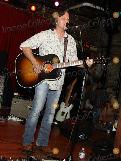The Nitty Gritty Dirt Band Photo - July 26 2011 - Nashville TN - Jeff Hanna of the Nitty Gritty Dirt Band sang crowd-favorite Mr Bojangles Artists musicians and songwriters came together at Mercy Lounge to help raise funds for Pete Huttlinger a widely respected guitarist and Nashville studio artist  Huttlinger has a congenital heart disease and is in need of a heart transplant Photo credit Dan HarrAdmedia