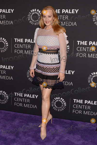 Wendy McLendon-Covey Photo - 17 October 2017 - Beverly Hills California - WENDI MCLENDON-COVEY Paley Center For Media Presents The Goldbergs 100th Episode Celebration held at The Paley Center for Media Photo Credit Billy BennightAdMedia