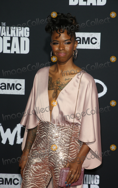 Angel Theory Photo - 23 September 2019 - Hollywood California -  Angel Theory The Walking Dead Season 10 Special Screening held at TCL Chinese Theatre Photo Credit FSadouAdMedia