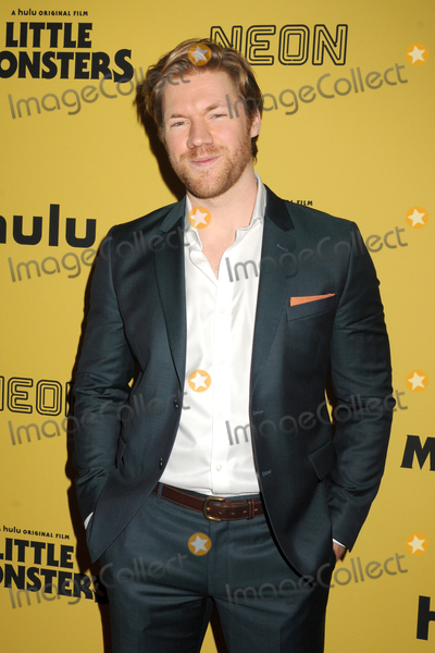 Alexander England Photo - 08 October 2019 - New York New York - Alexander England Little Monsters New York Premiere held at AMC Lincoln Square Theater Photo Credit AdMedia