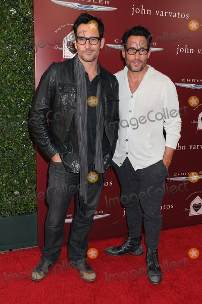 Gregory Zarian Photo - 13 April 2014 - West Hollywood California - Lawrence Zarian Gregory Zarian John Varvatos 9th Annual Stuart House Benefit held at John Varvatos Boutique Photo Credit Byron PurvisAdMedia