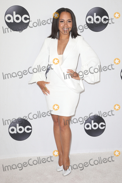 Amirah Vann Photo - 07 August 2018 - Beverly Hills California - Amirah Vann Disney ABC Television Hosts TCA Summer Press Tour held at The Beverly Hilton Hotel Photo Credit Faye SadouAdMedia