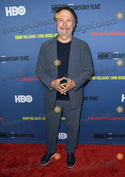 Robin Williams Photo - 27 June 2018 - Hollywood California - Billy Crystal HBOs Documentary Film Robin Williams Come Inside My Mind Los Angeles Premiere held at TCL Chinese Theatre Photo Credit Birdie ThompsonAdMedia