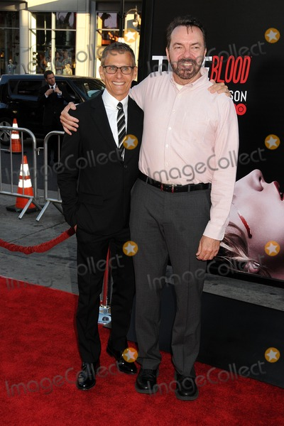 Michael Lombardo Photo - 17 June 2014 - Hollywood California - Michael Lombardo Alan Ball True Blood Final Season Premiere held at the TCL Chinese Theatre Photo Credit Byron PurvisAdMedia