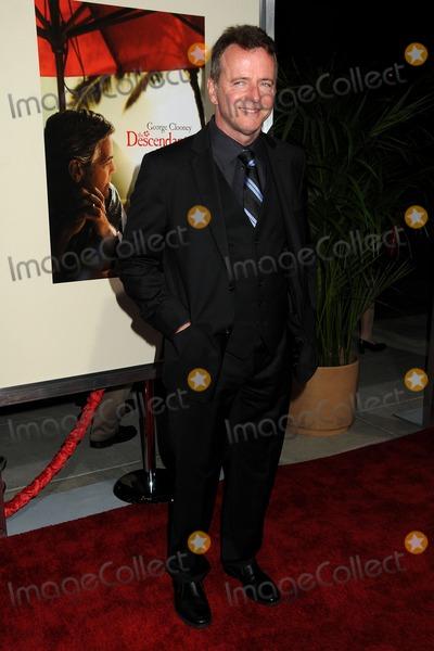 Aidan Quinn Photo - 15 November 2011 - Beverly Hills California - Aidan Quinn The Descendants Los Angeles Premiere held at the AMPAS Samuel Goldwyn Theater Photo Credit Byron PurvisAdMedia